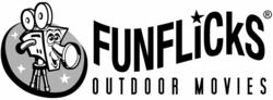 FunFlicks Outdoor Movie Logo